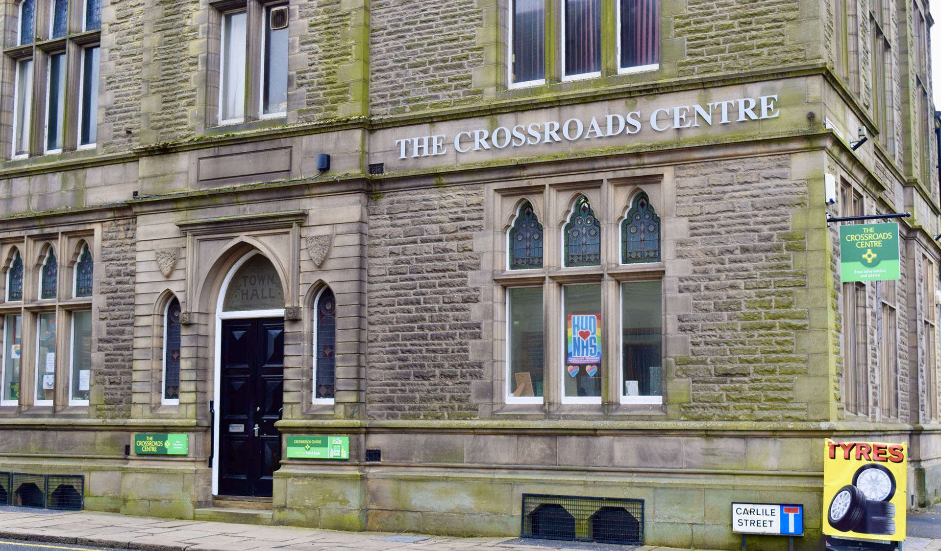 """Featured image for """"How the Crossroads Centre has helped us"""""""